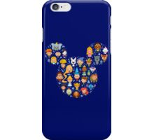 Disney Movies - All Characters iPhone Case/Skin