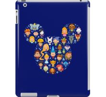 Disney Movies - All Characters iPad Case/Skin