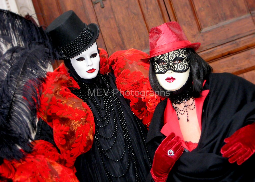 Mask it! by MEV Photographs