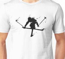 Ski jump Unisex T-Shirt