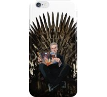 Dr Who/Game of Thrones: The Doctor iPhone Case/Skin