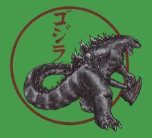 Godzilla 2014 Muto Kids Clothes