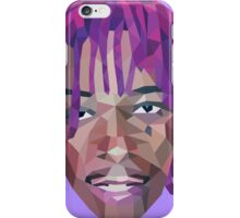 Wiz Khalifa Purple Dreads  iPhone Case/Skin