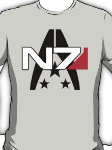 Normandy Alliance Symbol - Mass Effect T-Shirt