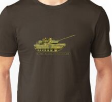 Abrams Tank Art of Diplomacy Unisex T-Shirt