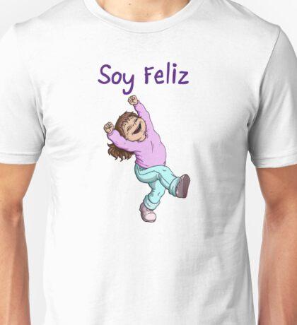 Soy Feliz Unisex T-Shirt