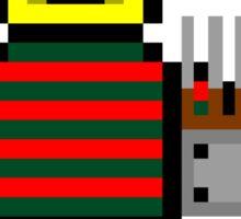 Lego Freddy Kruger Sticker