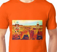 Global Warming and Greenhouse Effect Unisex T-Shirt