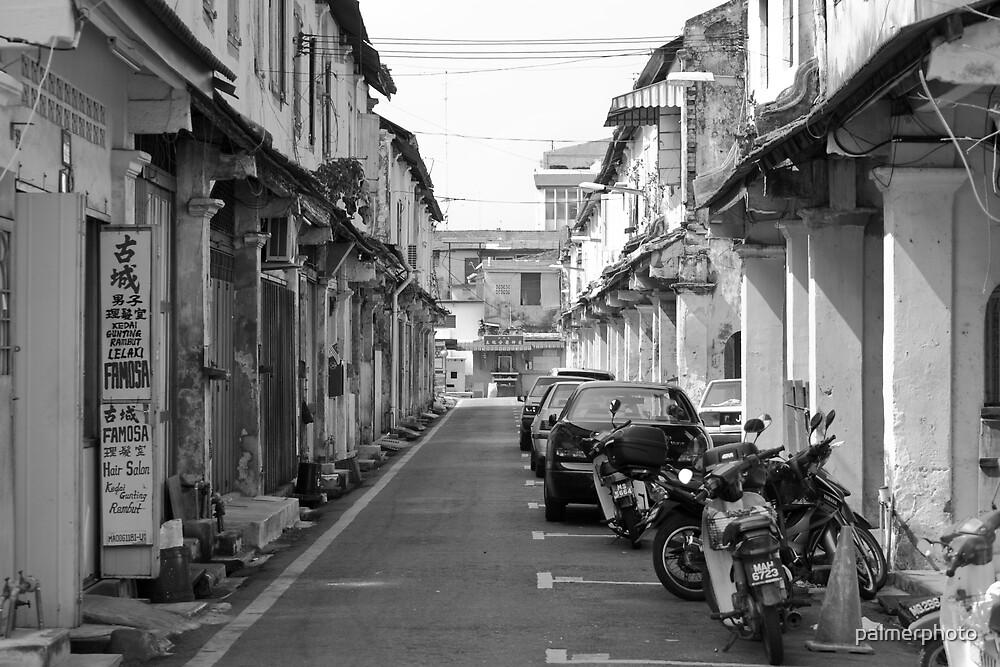 Laneway at Kampung Jawa by palmerphoto