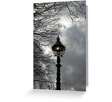 Light of Being Greeting Card