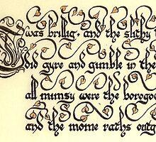 Jabberwock - verse 1 by Thorfinn