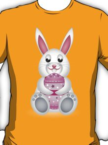 Bunny with Easter egg 2 T-Shirt