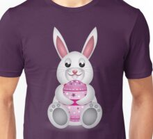 Bunny with Easter egg 2 Unisex T-Shirt