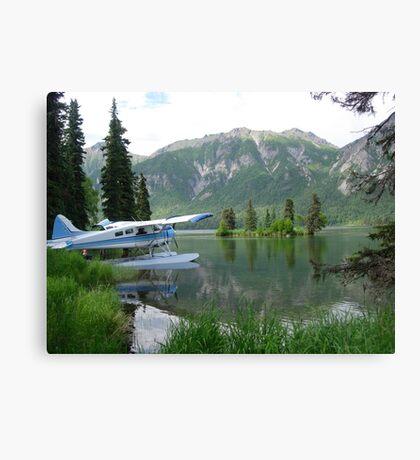 Alaska Canvas Print