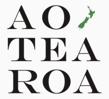 Aotearoa by KarliBelinda