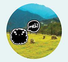Sheep's Adventure by XEENYEE