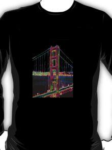 Bridge of San Francisco T-Shirt
