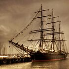 James Craig at Williamstown by Murray Newham