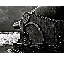 Remnants Of War Photographic Print
