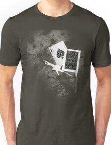 Card Shot Unisex T-Shirt