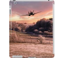 A Cold Winters Morning  iPad Case/Skin
