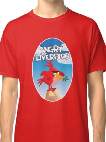 Angry Liverbird Classic T-Shirt