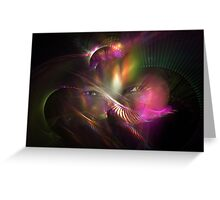 Light of My Eyes Greeting Card