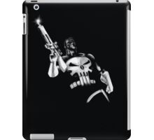 Punisher Black and White iPad Case/Skin