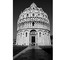 The Baptistry Photographic Print
