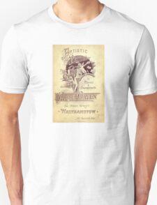 Edwardian Cabinet Card Unisex T-Shirt