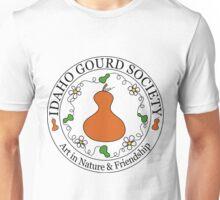 Idaho Gourd Society Logo Unisex T-Shirt