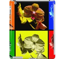 Orchids iPad Case/Skin
