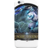 Shockblade Zed - League of Legends iPhone Case/Skin