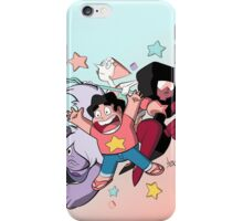 Gem Warriors v2 iPhone Case/Skin