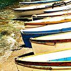 Capri Shore by aliw