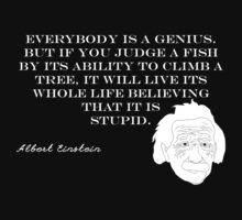 Genius - Albert Einstein by galatria