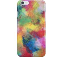 """In a Dream No.3"" original abstract artwork by Laura Tozer iPhone Case/Skin"