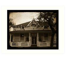 Ryneveld Lodge Art Print