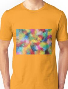 """In a Dream No.3"" original abstract artwork by Laura Tozer Unisex T-Shirt"