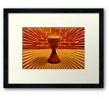 """""""Communion"""" Framed Print"""
