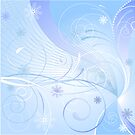 blue winter by VioDeSign