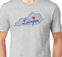 The Heart of Kentucky Unisex T-Shirt