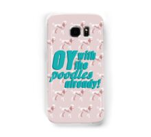 Oy With The Poodles Already!: Gilmore Girls Samsung Galaxy Case/Skin