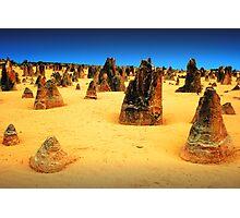 The Pinnacles I Photographic Print
