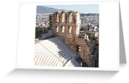 Acropolis Stadium Theater by emele