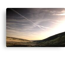 Cheshire Knowl Canvas Print