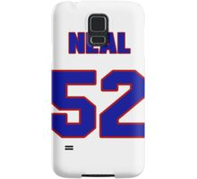 National football player Dan Neal jersey 52 Samsung Galaxy Case/Skin