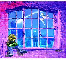 Window of Dreams Photographic Print
