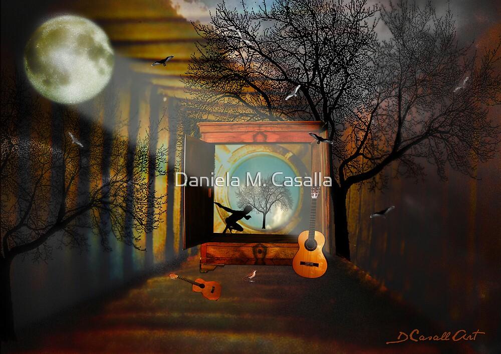 Into Music by Daniela M. Casalla