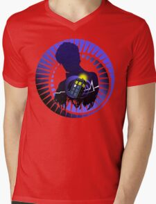 11TH IN THE TIME VORTEX  Mens V-Neck T-Shirt